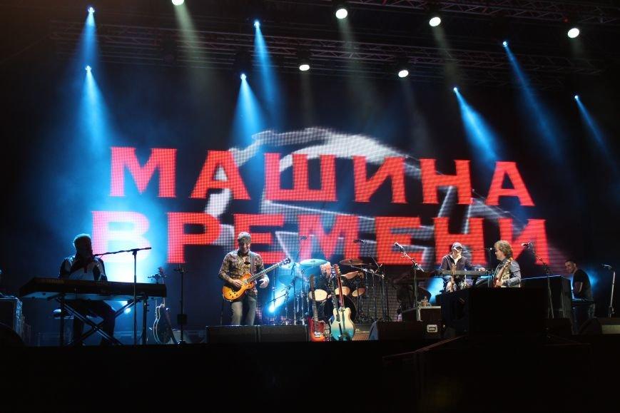 """""""Машина времени"""" выступила в Запорожье: как это было, - ФОТО, ВИДЕО, фото-23"""