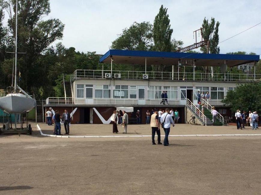 Яхт-клуб в Мариуполе продолжает бороться за свое существование(ФОТО,ВИДЕО), фото-1