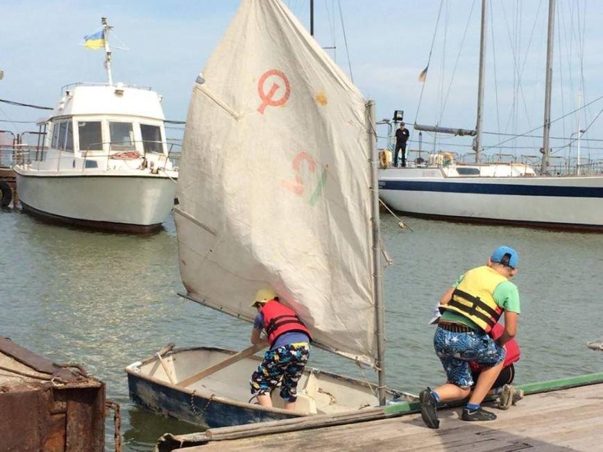 Яхт-клуб в Мариуполе продолжает бороться за свое существование(ФОТО,ВИДЕО), фото-6