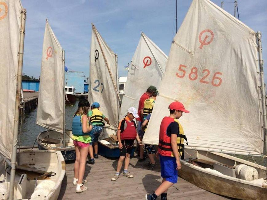 Яхт-клуб в Мариуполе продолжает бороться за свое существование(ФОТО,ВИДЕО), фото-5