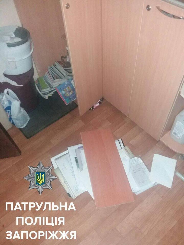 В Запорожье мужчина пытался ограбить парикмахерскую, - ФОТО, фото-1