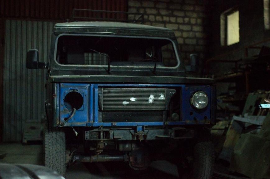 Поставить на колеса. Как в Запорожье восстанавливают технику для АТО, — ФОТОРЕПОРТАЖ, фото-9