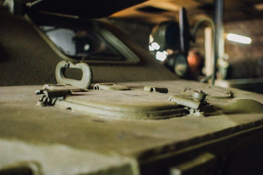 Поставить на колеса. Как в Запорожье восстанавливают технику для АТО, — ФОТОРЕПОРТАЖ, фото-11