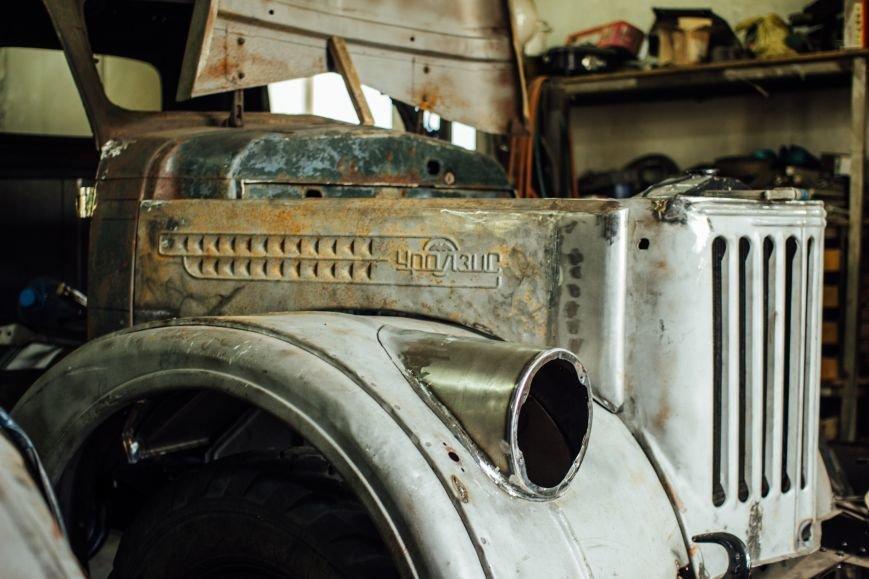 Поставить на колеса. Как в Запорожье восстанавливают технику для АТО, — ФОТОРЕПОРТАЖ, фото-5