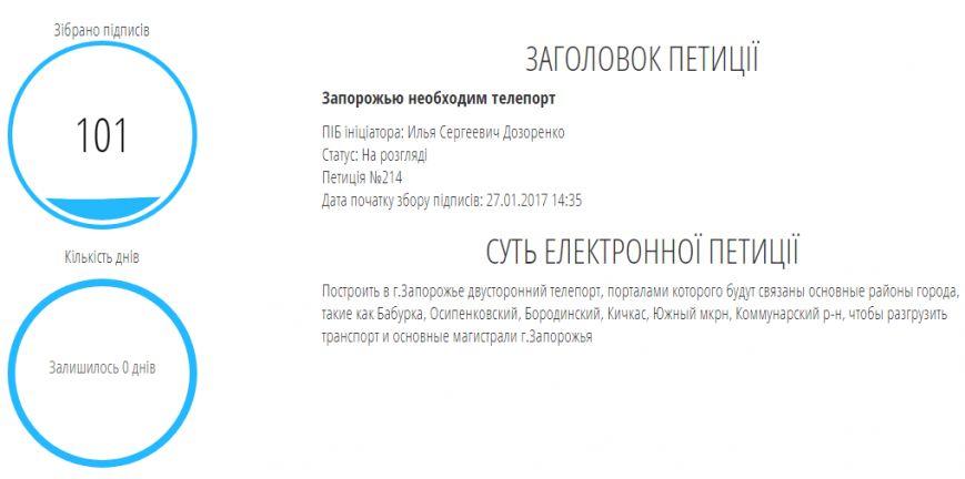 """Подогрев тротуаров, памятник коту Ваське и """"рояли для людей"""": ТОП-10 самых странных петиций запорожцев, фото-8"""