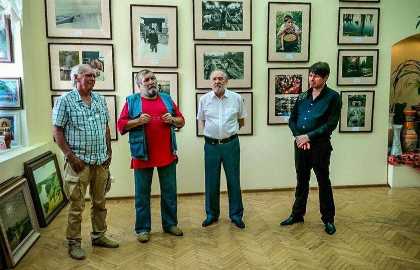 Персональная выставка Валерия Матыцина открылась в ростовском Доме Художника, фото-1