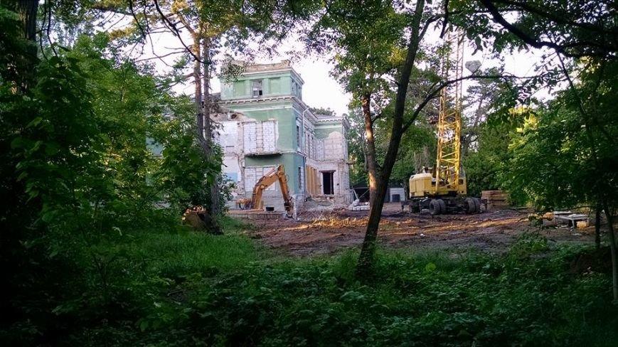 Одесские власти дали негласное «добро» на разрушение памятника архитектуры (ФОТО), фото-3