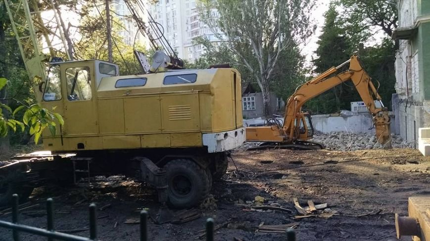 Одесские власти дали негласное «добро» на разрушение памятника архитектуры (ФОТО), фото-2
