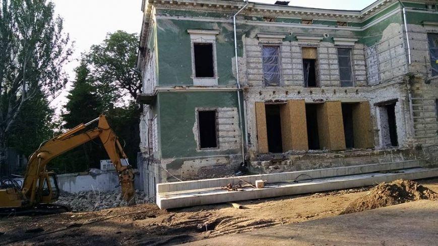Одесские власти дали негласное «добро» на разрушение памятника архитектуры (ФОТО), фото-1
