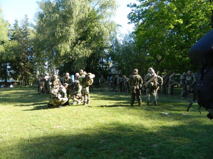 Наши в лесу. Мариупольцы прошли первые всеукраинские учения отрядов теробороны, фото-13