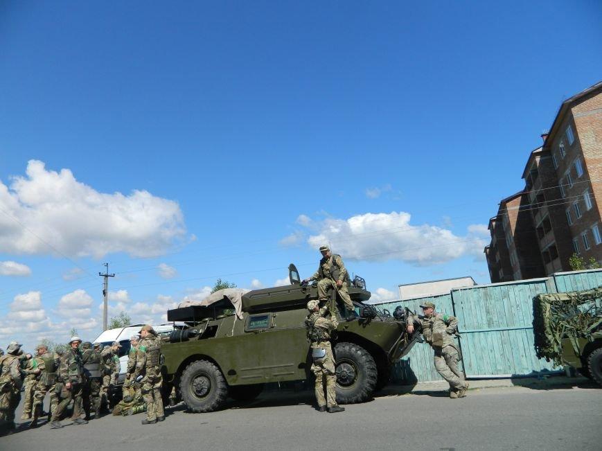 Наши в лесу. Мариупольцы прошли первые всеукраинские учения отрядов теробороны, фото-4
