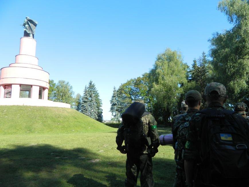 Наши в лесу. Мариупольцы прошли первые всеукраинские учения отрядов теробороны, фото-14