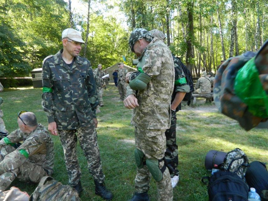 Наши в лесу. Мариупольцы прошли первые всеукраинские учения отрядов теробороны, фото-10