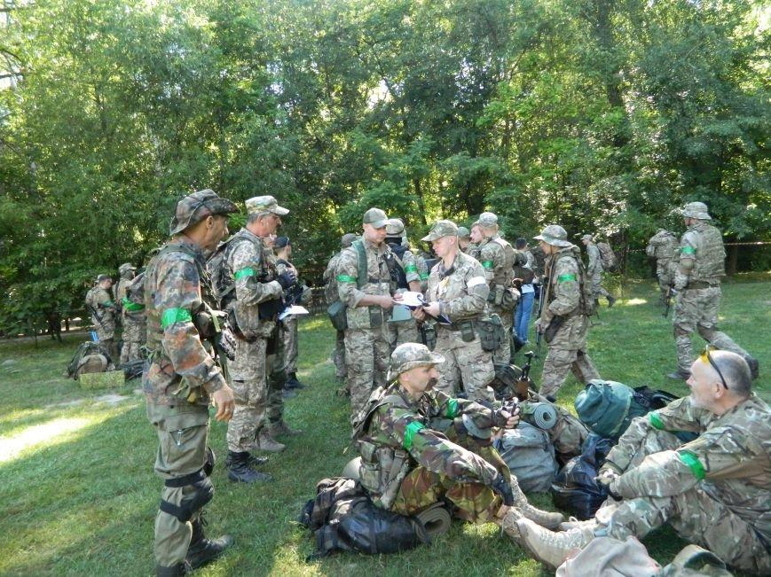 Наши в лесу. Мариупольцы прошли первые всеукраинские учения отрядов теробороны, фото-9