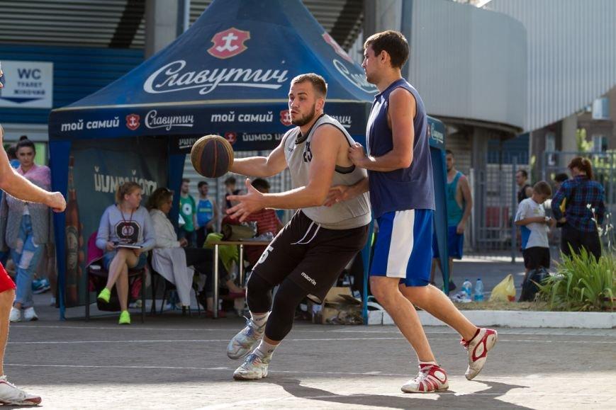 В Запорожье на футбольной арене соревновались стритболисты, фото-3