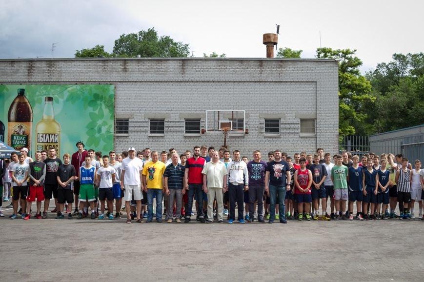 В Запорожье на футбольной арене соревновались стритболисты, фото-7