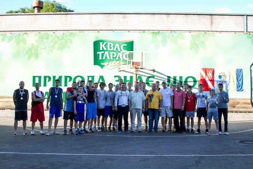 В Запорожье на футбольной арене соревновались стритболисты, фото-6