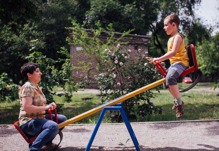 Как это - растить ребенка с аутизмом: истории запорожских мам, фото-5