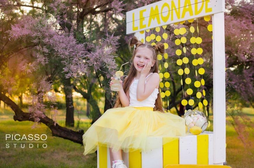 """Спешите записаться на детский фотопроект """"Lemonade"""", фото-1"""
