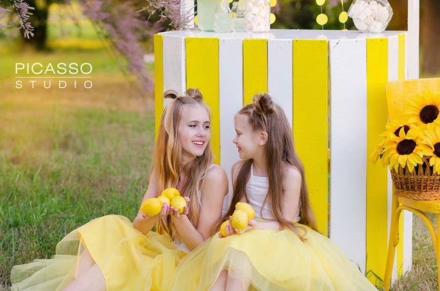 """Спешите записаться на детский фотопроект """"Lemonade"""", фото-3"""