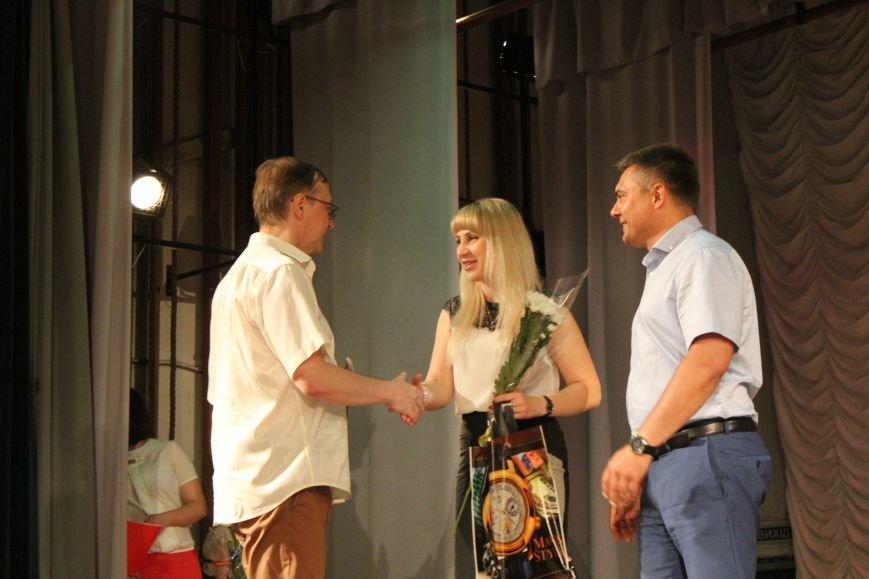 Мариупольских медиков поздравили с профессиональным праздником (ФОТО), фото-5