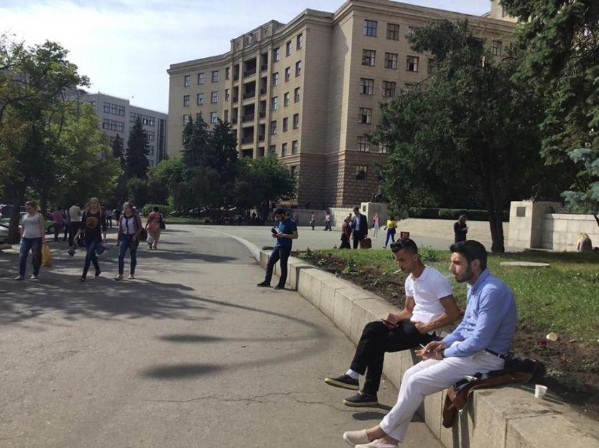Мариупольские студенты перестали быть переселенцами (ФОТО, ВИДЕО), фото-3