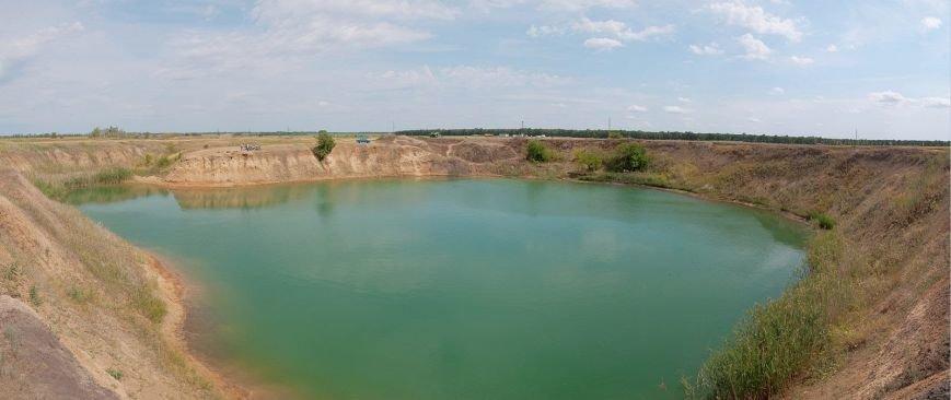 соленое озеро 2