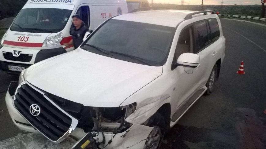 Мариупольский чиновник попал в ДТП (ФОТО), фото-4