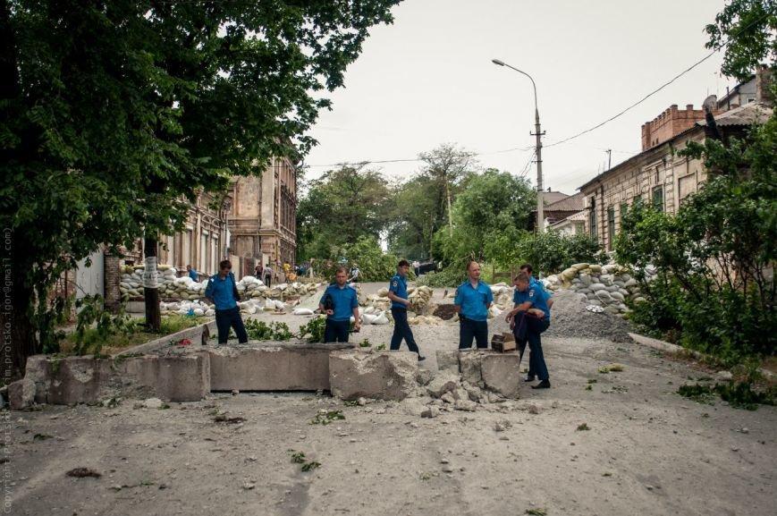 Улица Греческая. Отсюда началось освобождение Мариуполя (ФОТО), фото-5
