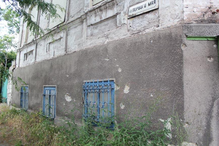 Улица Греческая. Отсюда началось освобождение Мариуполя (ФОТО), фото-14