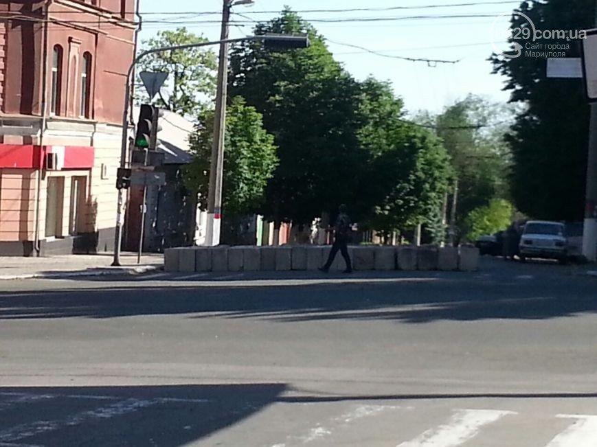 Улица Греческая. Отсюда началось освобождение Мариуполя (ФОТО), фото-1