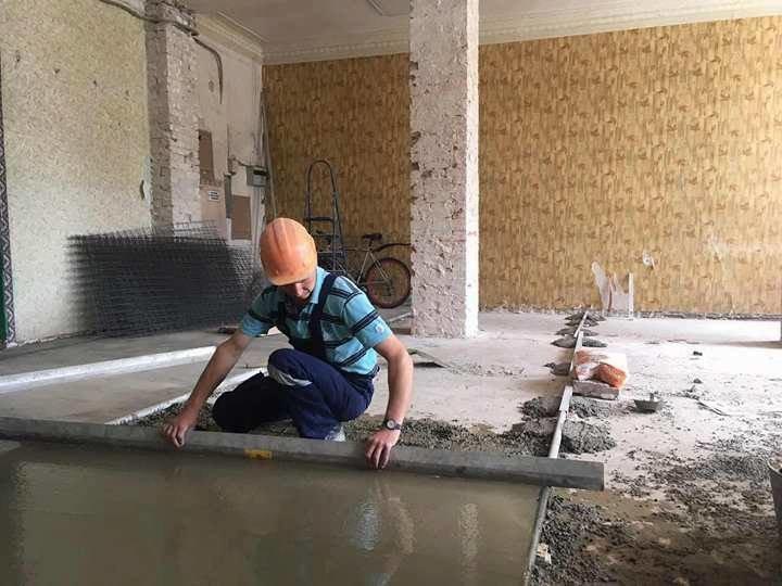В авдеевских школах началась пора ремонтов (ФОТОФАКТ), фото-2