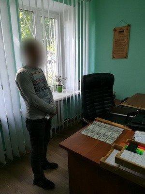 Пытки и вымогательства: СБУ задержала харьковского полицейского (ФОТО), фото-1