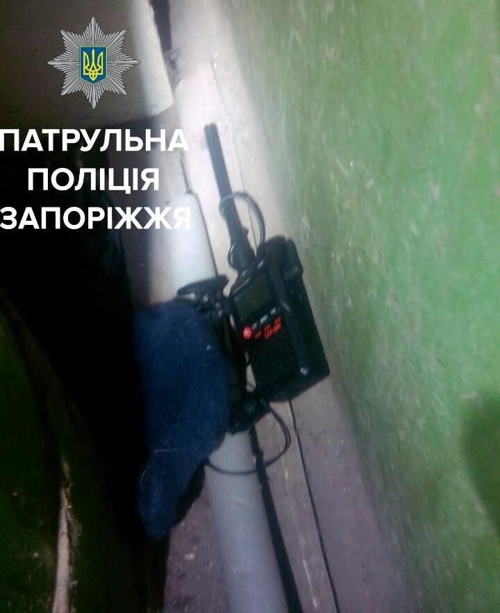В Запорожье задержали домушников на BMW X5, - ФОТО, фото-3