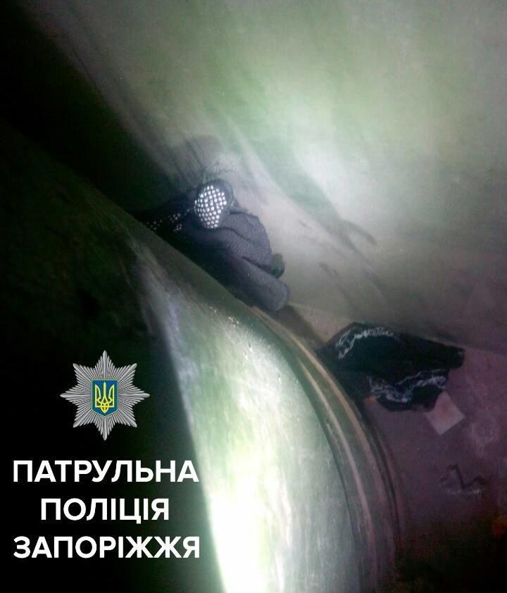 В Запорожье задержали домушников на BMW X5, - ФОТО, фото-2