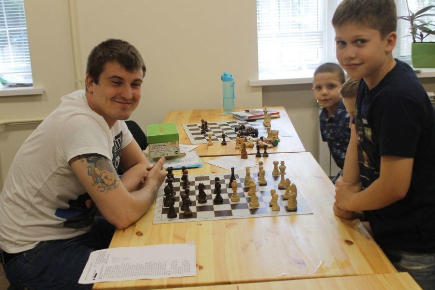 Ветераны ростовских шахмат передают свой опыт юниорам, фото-10