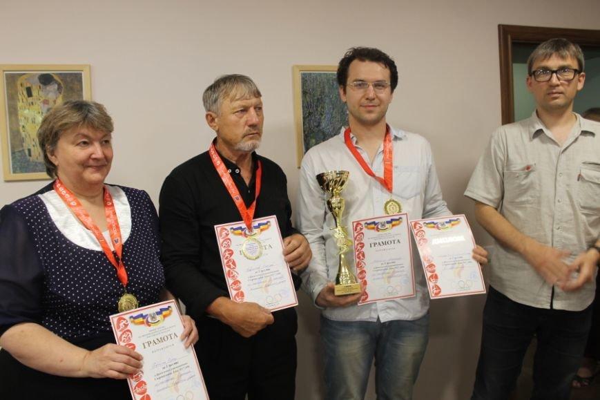 Ветераны ростовских шахмат передают свой опыт юниорам, фото-4