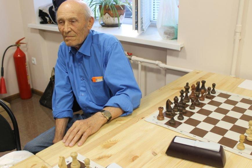 Ветераны ростовских шахмат передают свой опыт юниорам, фото-11
