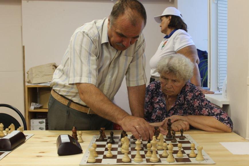 Ветераны ростовских шахмат передают свой опыт юниорам, фото-2