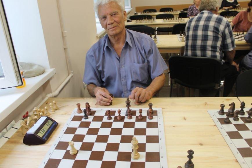 Ветераны ростовских шахмат передают свой опыт юниорам, фото-12