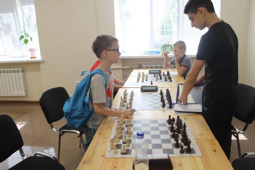 Ветераны ростовских шахмат передают свой опыт юниорам, фото-8