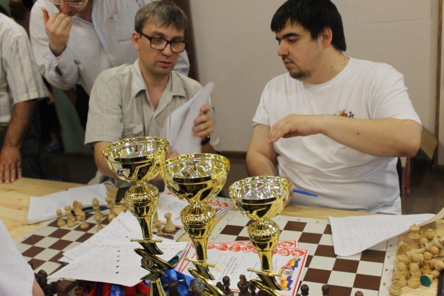 Ветераны ростовских шахмат передают свой опыт юниорам, фото-5