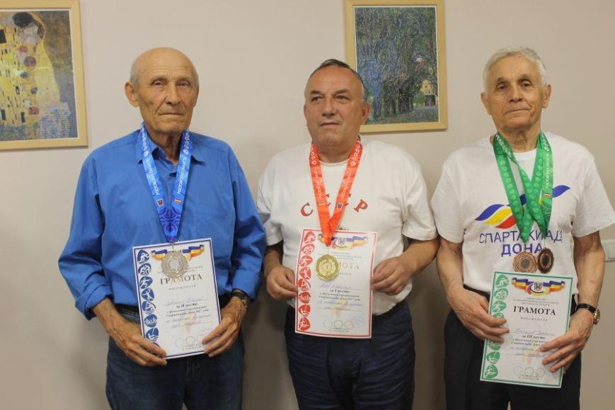 Ветераны ростовских шахмат передают свой опыт юниорам, фото-3