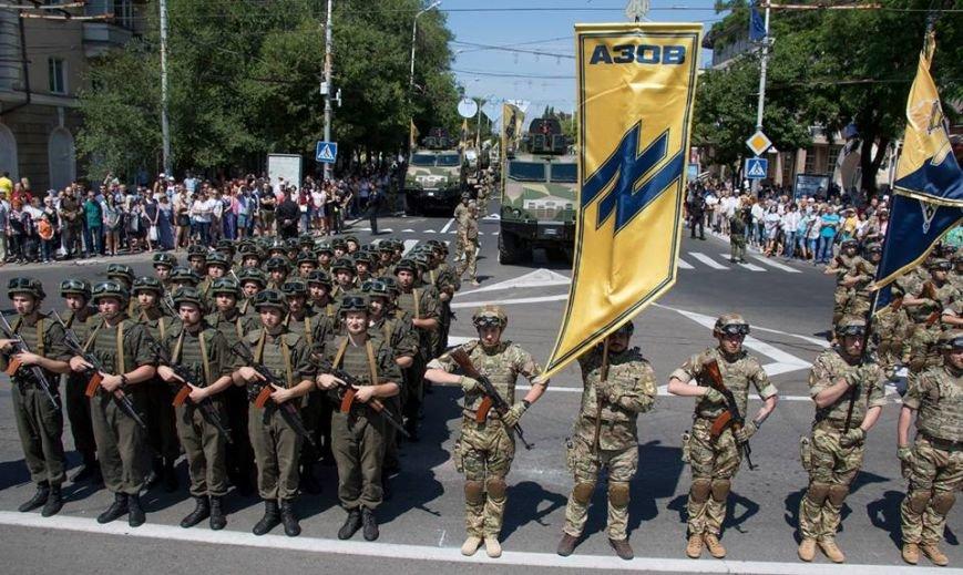 В Мариуполе начались праздничные мероприятия, посвященные 3-й годовщине со Дня освобождения города от боевиков (ФОТОРЕПОРТАЖ), фото-1