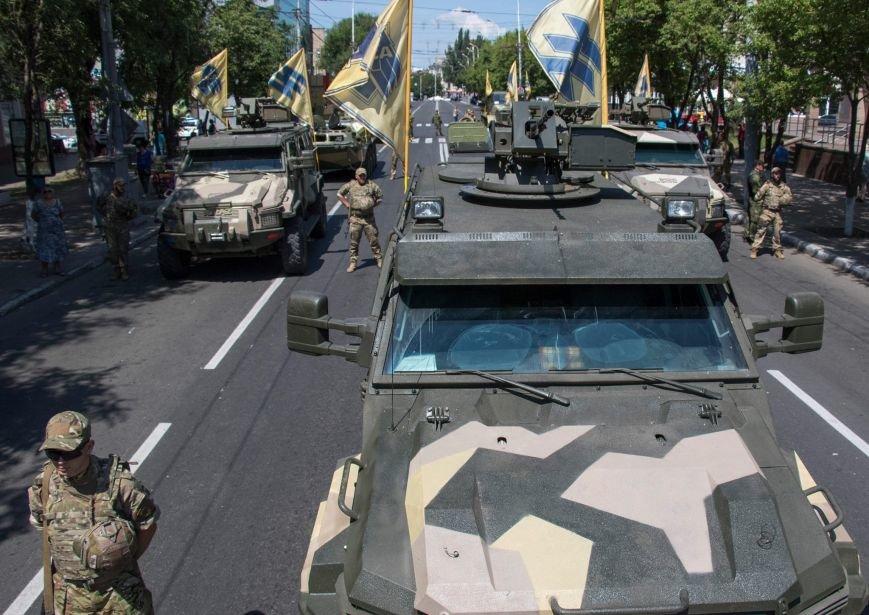 В Мариуполе начались праздничные мероприятия, посвященные 3-й годовщине со Дня освобождения города от боевиков (ФОТОРЕПОРТАЖ), фото-10
