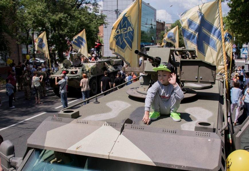 В Мариуполе начались праздничные мероприятия, посвященные 3-й годовщине со Дня освобождения города от боевиков (ФОТОРЕПОРТАЖ), фото-7