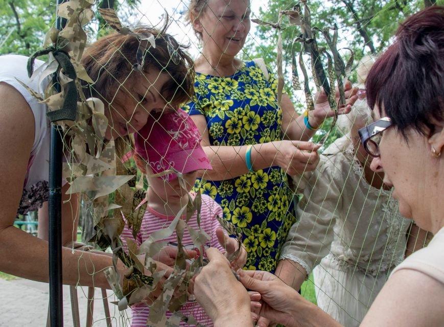 """Рыцари, мастеровые, парад и признание в любви. Мариуполь отмечает третью годовщину освобождения от бандитов """"ДНР"""" (ФОТОРЕПОРТАЖ), фото-17"""