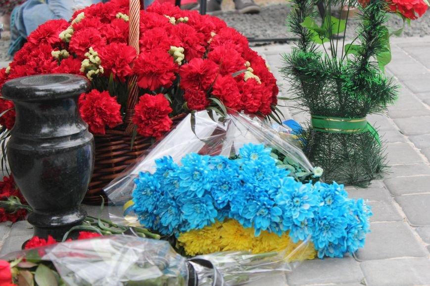 В Мариуполе открыли памятник погибшим пограничникам (ФОТО), фото-21