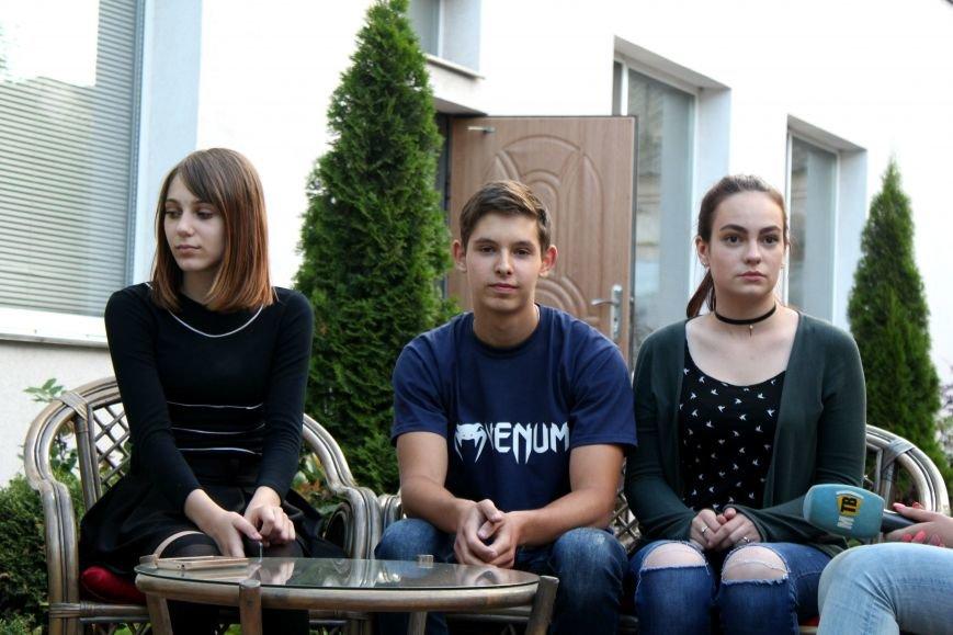 Школьники из Красногоровки отметили выпускной в Мариуполе (ФОТО), фото-6