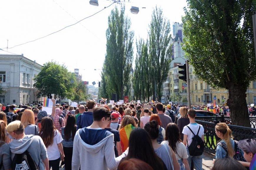 Запорожцы приняли участие в Марше равенства в рамках КиевПрайда-2017, - ФОТО, фото-2